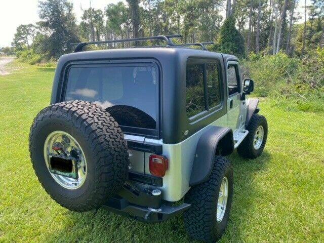 2004 Jeep Wrangler / Tj LJ, Unlimited, Special Edition