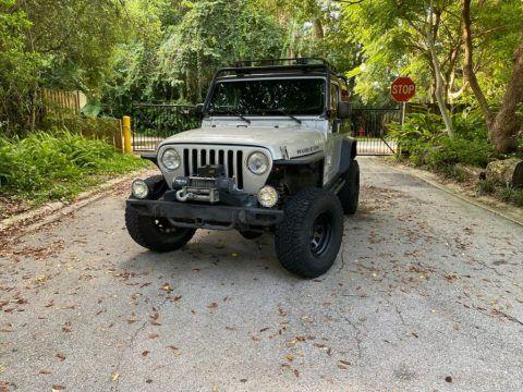 2006 Jeep Wrangler Rubicon TJ RUBICON for sale