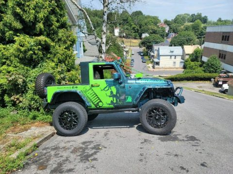 2012 Jeep Wrangler SPORT for sale