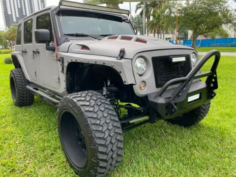 2015 Jeep Wrangler LIFTED for sale