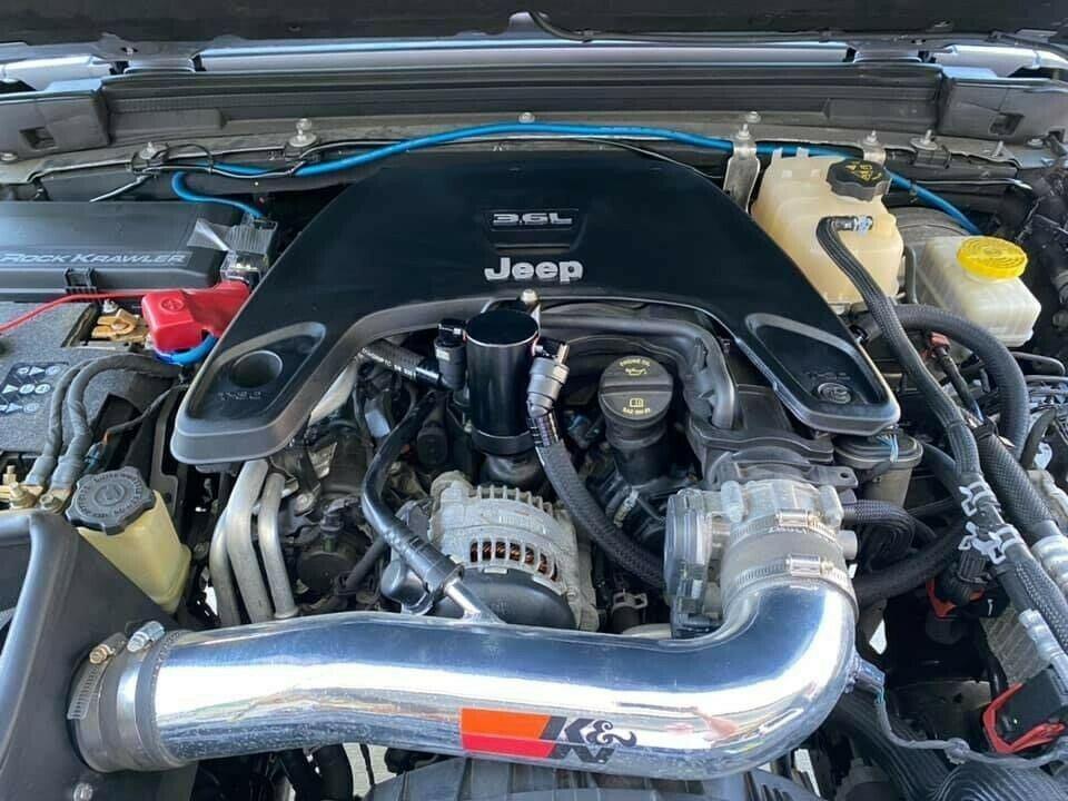 2018 Jeep Wrangler Sahara JL