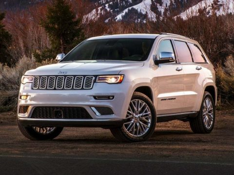 2021 Jeep Grand Cherokee Summit for sale