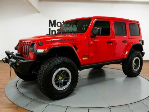 2021 Jeep Wrangler Unlimited Rubicon for sale
