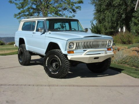 1978 Jeep Cherokee Chief  Freshly Restored for sale