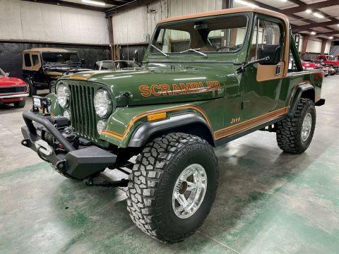 1981 Jeep CJ8 Scrambler. for sale