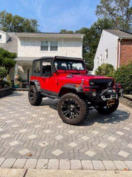 1995 Jeep Wrangler / Yj SE for sale