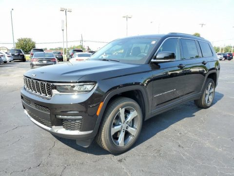 2021 Jeep Grand Cherokee L Limited for sale